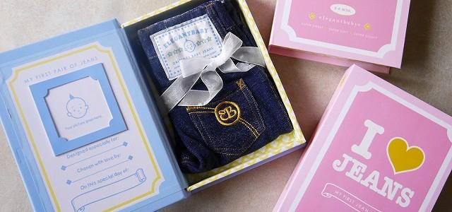 今週のピックアップ【BOX入り☆ベビー用デニムスカート】