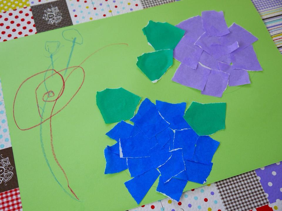 作り方はとっても簡単。まず ... : 折り紙簡単2歳 : すべての折り紙