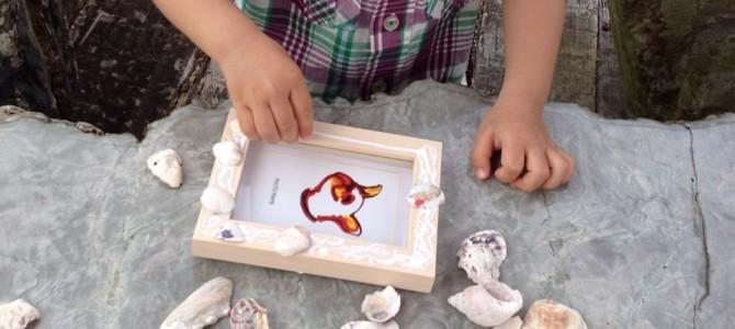 夏の思い出に。貝殻フォトフレームを作ろう!