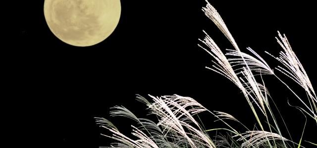 9月27日の十五夜 & 9月28日のスーパームーン。親子で満月を愛でよう!